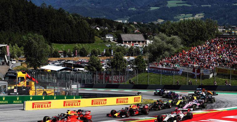 Auto, Motor und Sport: 'F1 contemplates double race in Austria and United Kingdom'