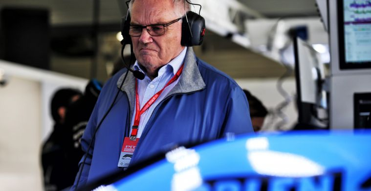 Behind the scenes at F1 - Who is Sir Patrick Head?