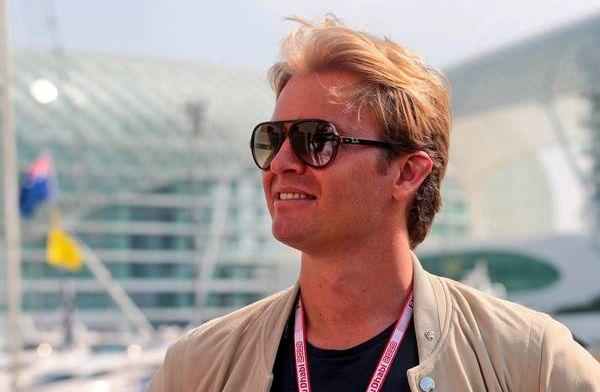 Rosberg moedigt creativiteit aan: Zaterdag linksom en zondag rechtsom