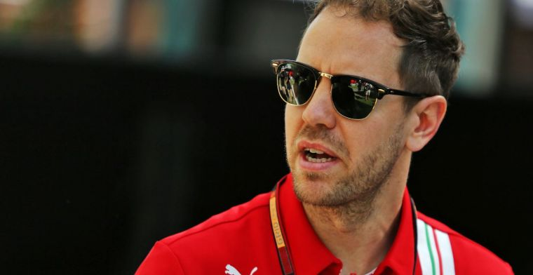 Vettel: 'F1 cars have ridiculous downforce, but are too heavy'