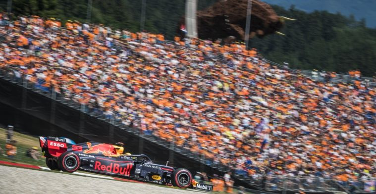 'Austrian Grand Prix is currently unaffected and will continue as planned'