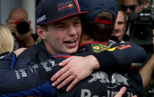Gasly about Verstappen: