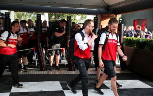'Alfa Romeo fourth F1 team to send staff on furlough'