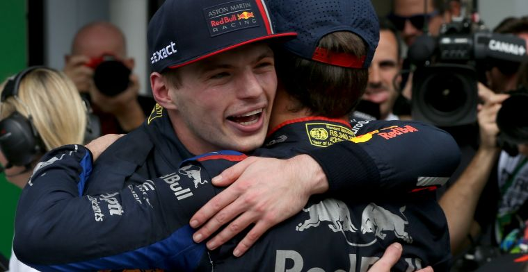 Gasly about Verstappen: Red Bull is made to measure for Max
