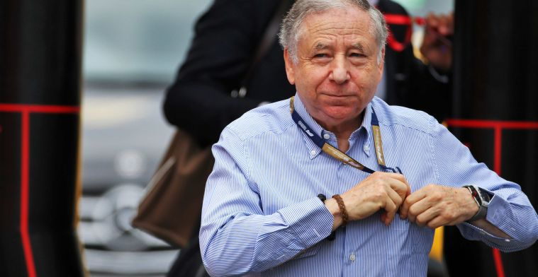 Todt: Whistleblower had told us the situation with the Ferrari engine