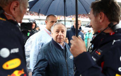 FIA comes out: