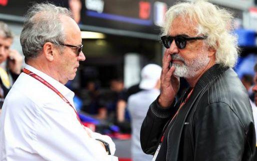 Former F1 team boss: