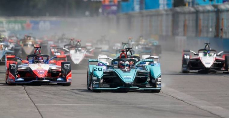 Formula E announces cost savings