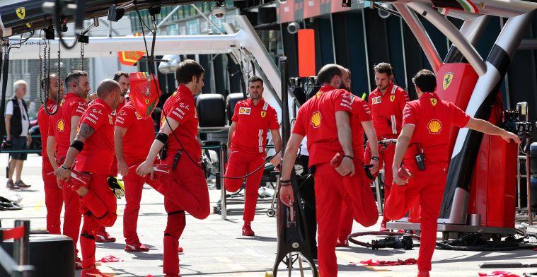 Ferrari wil fabrieken weer openen; alle medewerkers worden getest op coronavirus
