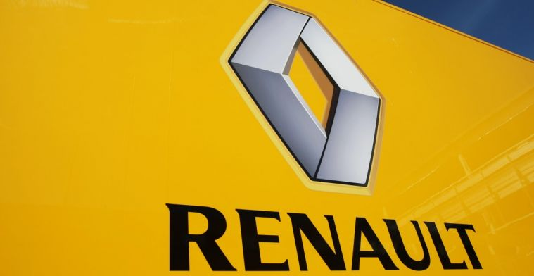 Renault F1 Team employees sent on leave until at least the beginning of June.