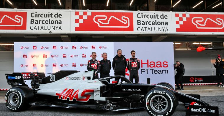 Haas confirms: Employees sent on leave