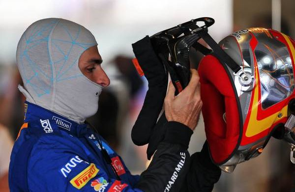 F1 Social Stint: Sainz staat te popelen, Webber krijgt bezoek van giga-reptiel