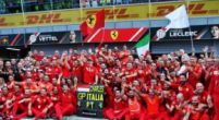 "Image: Leclerc looks back at famous Monza win: ""The best day of my life, without a doubt"""