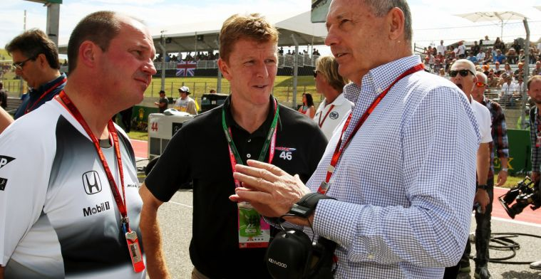 Ron Dennis has become a philanthropist: Have to be satisfied with my reflection