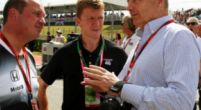 """Image: Ron Dennis has become a philanthropist: """"Have to be satisfied with my reflection"""""""