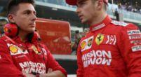 """Afbeelding: Leclerc populair bij voormalig teambaas: """"Stroomt Ferrari-bloed door zijn aderen"""""""