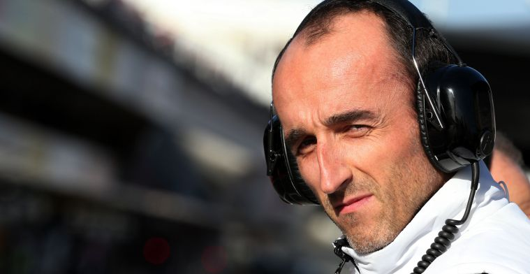Kubica ontkent dopinggeruchten: ''Ik wist zelf niet eens dat ik zo goed was''