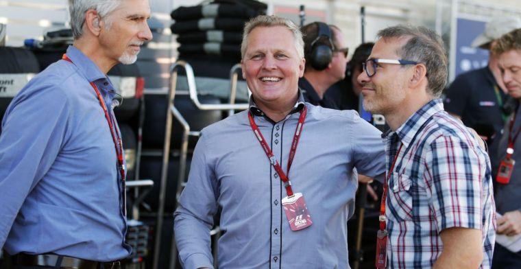 Herbert: 'Hamilton hopes for great battles with Verstappen'.