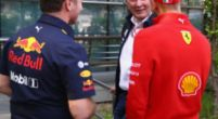 """Image: Horner doesn't have to switch to Ferrari: """"That doesn't apply to me"""""""