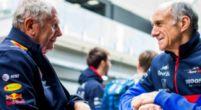 """Afbeelding: """"Anders kunnen we samen met Ferrari naar de Oostenrijkse GP reizen"""""""