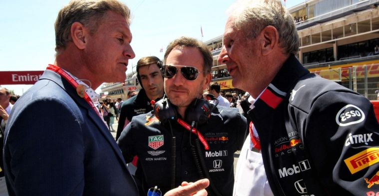 Coulthard made way for Vettel without a problem: My time was up