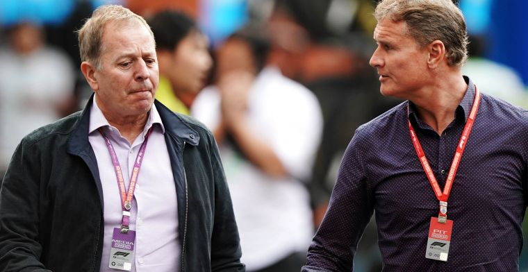 Coulthard about young talent: 'They didn't learn the independent skills'