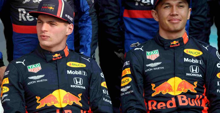 Coulthard admires Albon: But has one of the hardest seats next to Verstappen