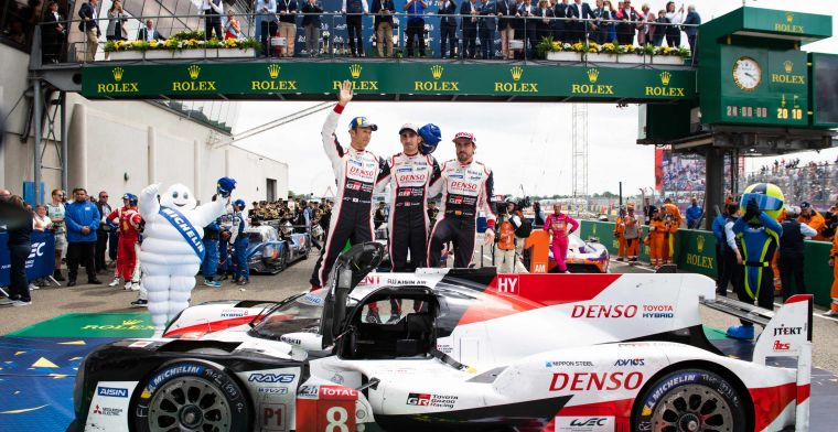 24 hours from Le Mans continues: ''We can also race in October or November''