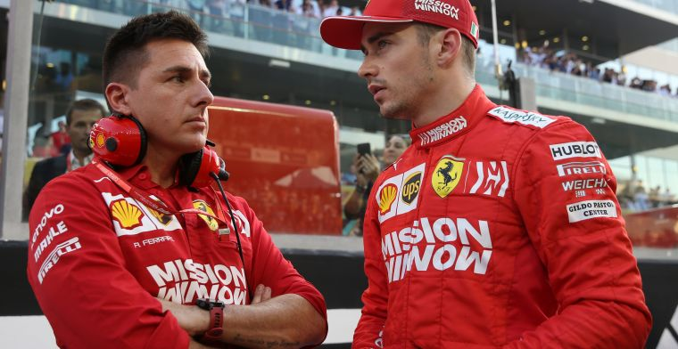 Leclerc prefers not to be compared to Gilles Villeneuve : Still too early