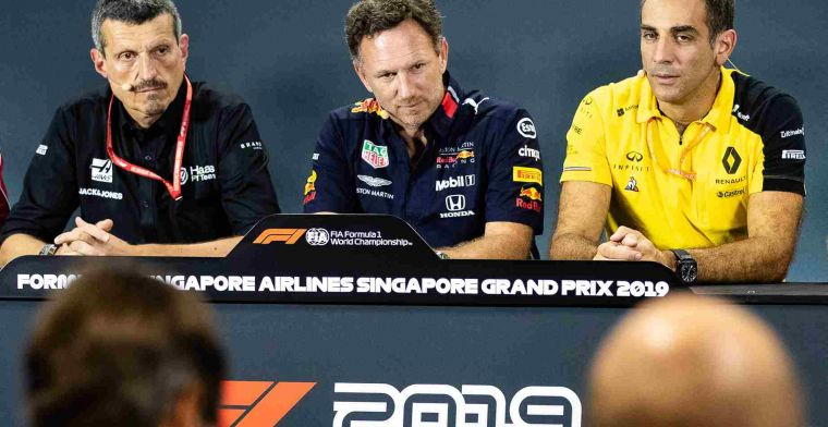 Formula 1 team boss didn't opt for Renault's approach: I don't think it's fair