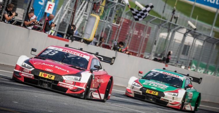 Nieuwe klap voor de DTM; Audi kondigt vertrek aan