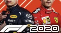 Image: Max Verstappen and Leclerc together on the cover of the latest F1 2020 game