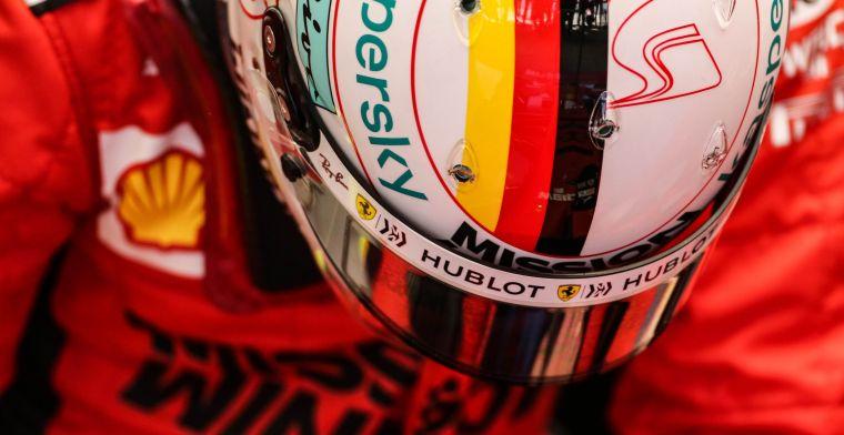 Plooij is duidelijk: ''Vettel moet nog doorgaan voor die volgende wereldtitel''