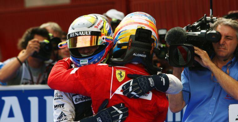 Maldonado was dichtbij overstap naar Ferrari: Veel teams waren geïnteresseerd