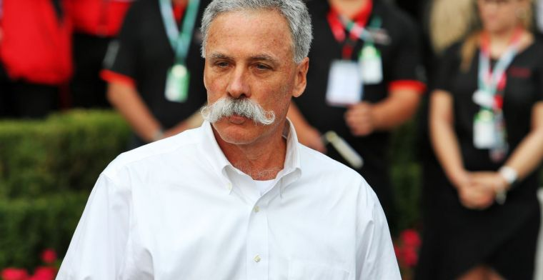 Chase Carey: 'We can unilaterally impose the Concorde agreement on teams'
