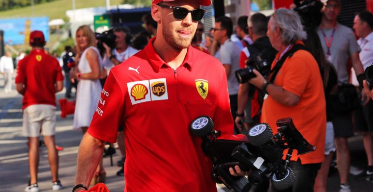 Contract situation at Ferrari: Vettel holds key to driver market 2021