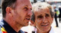 """Afbeelding: Prost verwacht sterk Red Bull Racing: """"Hebben vreemde dingen gezien in Barcelona"""""""