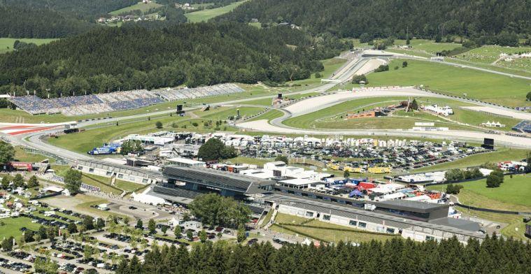 Ziggo niet aanwezig bij Grand Prix van Oostenrijk: 'Geen garantie op interviews'