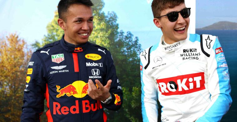George Russell wins virtual F1 Spanish Grand Prix after Charles Leclerc penalty