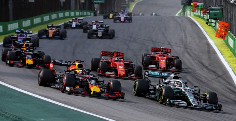 Formula 1 eyes two new races for 2021