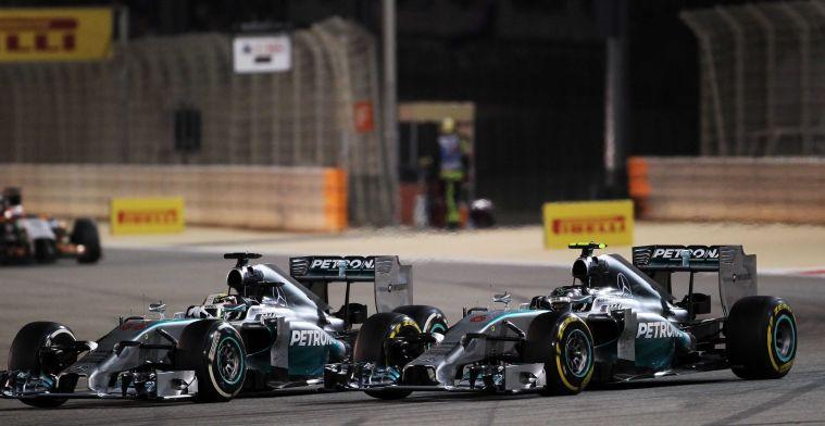 Rosberg over zijn band met Hamilton: Er zijn nog zoveel niet vertelde verhalen