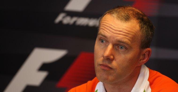 Williams signs McLaren's Roberts as managing director of F1