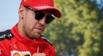 Image: Sebastian Vettel leaves Ferrari at the end of the 2020 F1 season