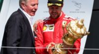 Image: Brundle suspects chances of Vettel leaving Formula 1 quite big