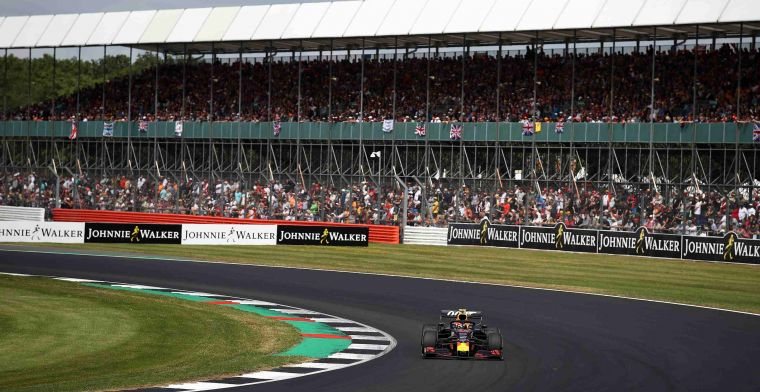 'Continuation of British GP at Silverstone in July suddenly became uncertain'