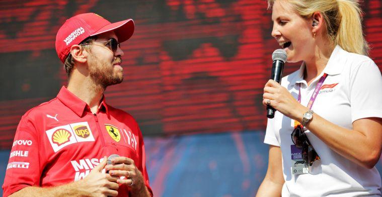 Vettel is toe aan een break: ''Hij is altijd al een boerenlul geweest''