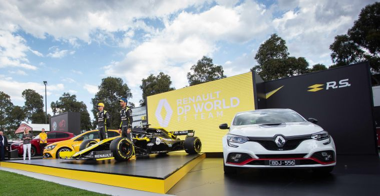 Who can succeed Ricciardo at Renault?