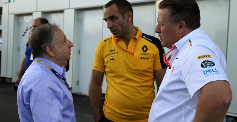 OFFICIEEL: Vijfjarenplan Formule 1 een feit; budgetplafond nóg verder omlaag