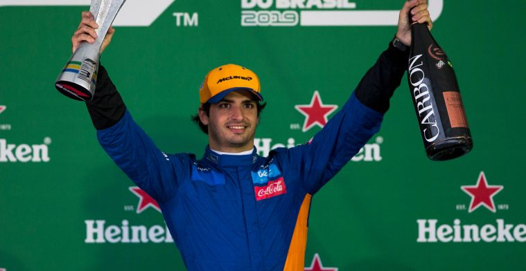 Sainz to Ferrari: From an overshadowed debut to the breakthrough at McLaren