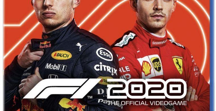 Leclerc en Norris helpen bij nieuwste F1 2020-game van Codemasters